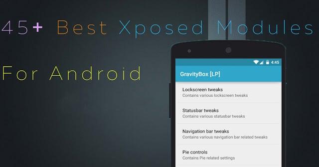 best xposed modules