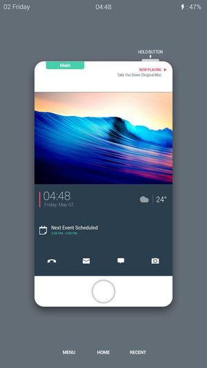Flat UI 5 edition