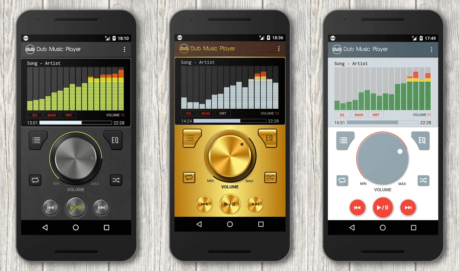 dub music player unlocked apk