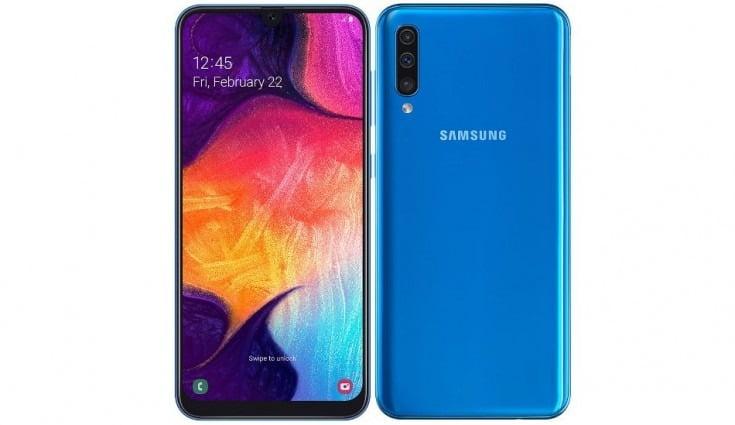 Samsunhg A50: Best Smartphones Under $300