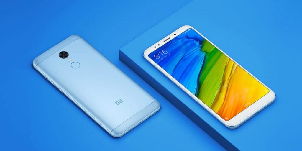 Redmi Note 5 Treble Custom ROMs