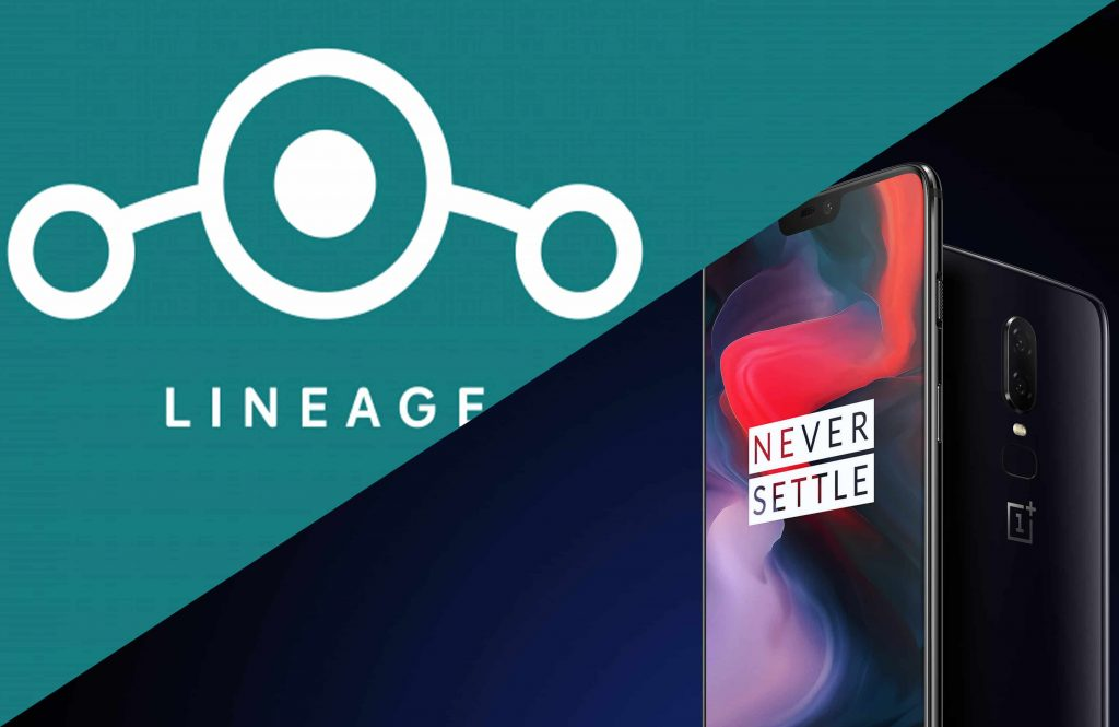 Install LineageOS for Oneplus 6