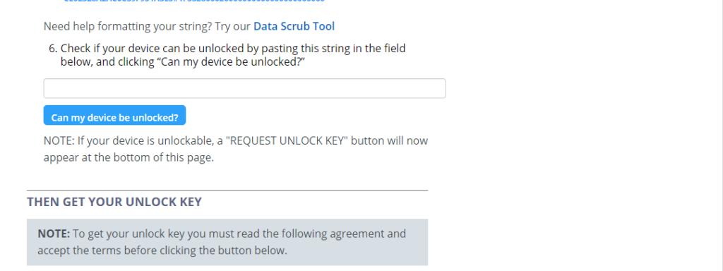Moto G4 plus Bootloader unlocking