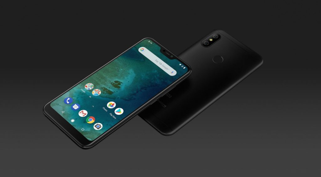 Download and Install Pixel experience for Mi A2 Lite
