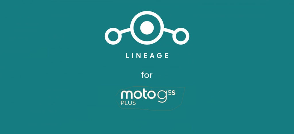 LineageOS 16 for moto g5s plus