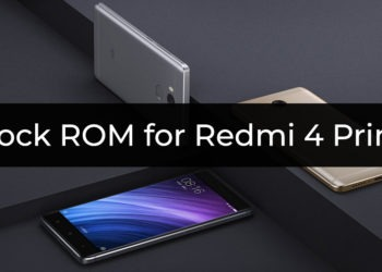 Stock ROM/firmware for Redmi 5 with Installation Guide