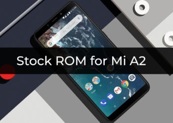 Stock ROM/Firmware for Redmi 6 with Installation Guide