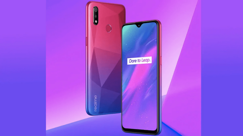 March 2020 Update for Realme 3 and 3i
