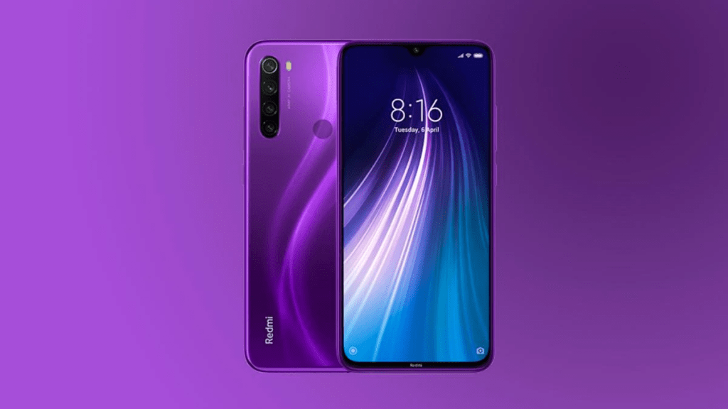 Stock Firmware/ROM for Redmi Note 8