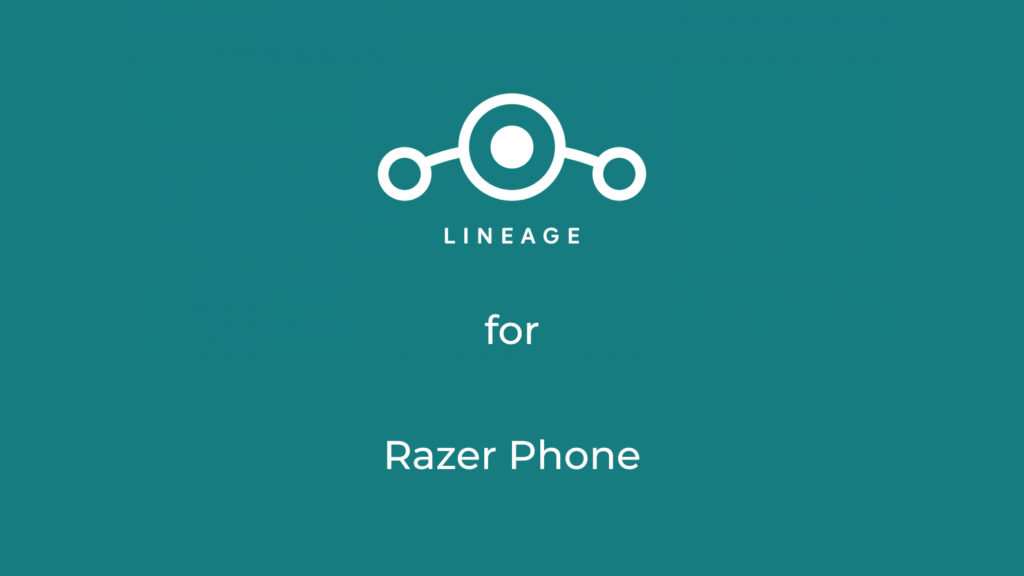 LineageOS 17.1 for Razer Phone