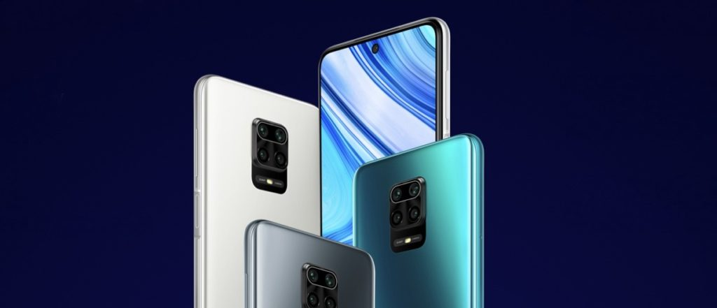 Stock ROM/Firmware for Redmi Note 9