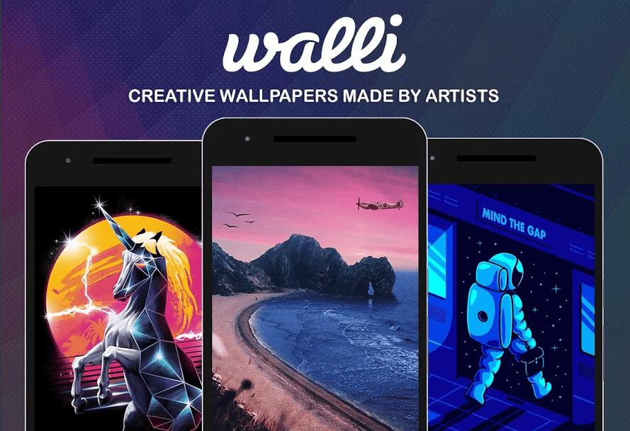 Walli Wallpapers