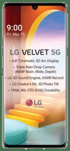 Buy LG Velvet