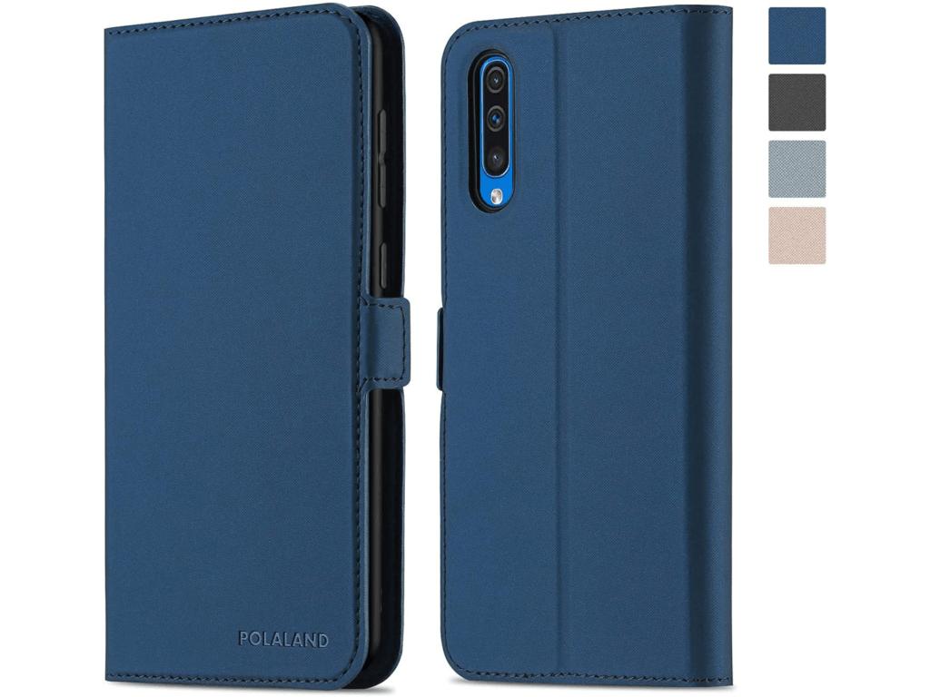 Polaland Samsung A50 Wallet Case